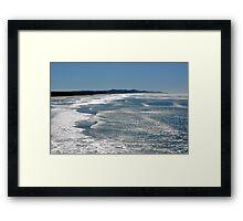 The Sunshine Coast - Queensland Framed Print
