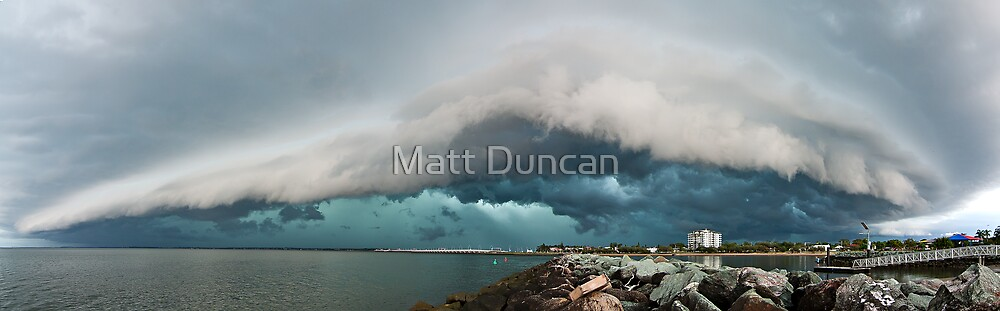 Ominous by Matt Duncan