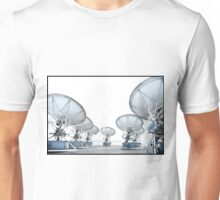 How shall the new environment be programmed? Unisex T-Shirt