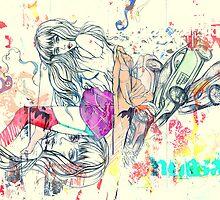 Yellow dreams by AniaU