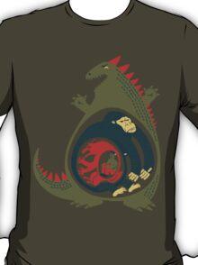 Monster Food Chain T-Shirt