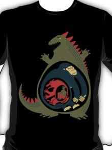 Monster Food Chain T-Shirt