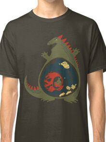 Monster Food Chain Classic T-Shirt