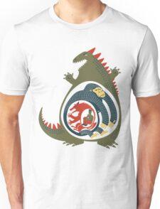 Monster Food Chain Unisex T-Shirt