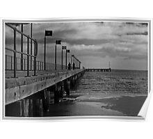 Frankston Pier Poster