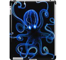 Octopus Blue iPad Case/Skin