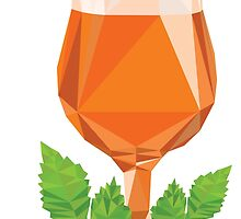 IPA (India Pale Ale) by baridesign