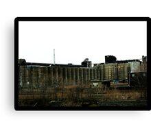 Urban Lies Canvas Print