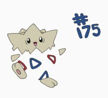 Pokemon 175 Togepi by methuselah
