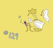 Pokemon 129 Magikarp Kids Clothes