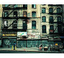 Decay Photographic Print