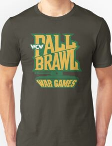Fall Brawl War Games T-Shirt