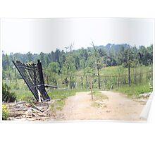 Tornado at the Gates Poster