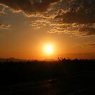 Arizona Sunset by Jonathon Wuehler