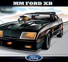 MM FORD XB by Brian Gibbs