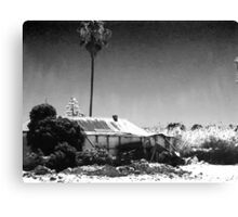 Just A Bit Of History Canvas Print