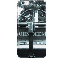 Tractor John  iPhone Case/Skin
