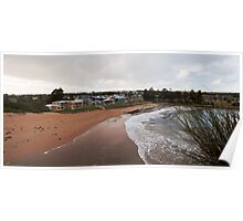 Port Campbell Panorama Poster