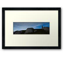 Montague Island Lighthouse Framed Print