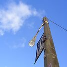 Lamp Post Looking Up by Jonathon Wuehler