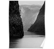 fjordland Poster