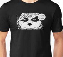 I've said that I'm out of mana - pandaren Unisex T-Shirt