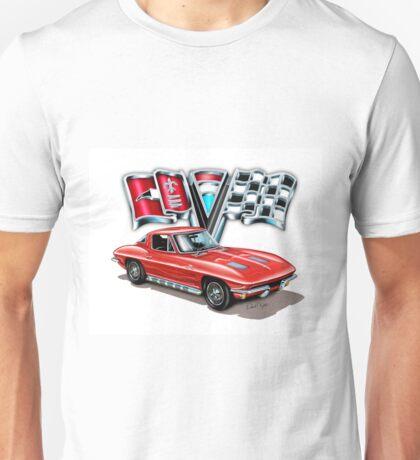 1963 Corevette  Unisex T-Shirt