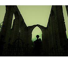 Gothic Church Photographic Print