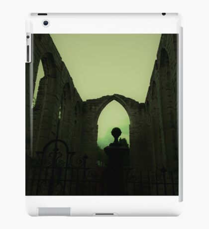 Gothic Church iPad Case/Skin