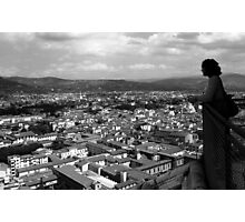 A View from the Duomo Photographic Print