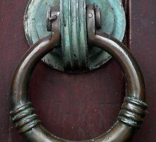 Door Handle by Yampimon