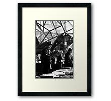 Orientations Framed Print