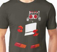 Saturn Robot Unisex T-Shirt