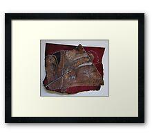 L'Oreille de Magritte Framed Print