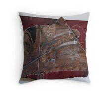 L'Oreille de Magritte Throw Pillow