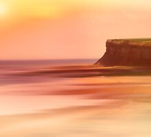Sunset at Saltburn.. by ElsieBell