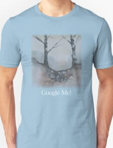 Watercolour - Google Me! T-Shirt