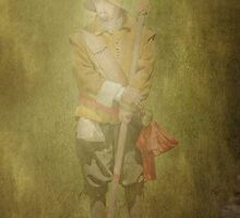 The Pikeman by Catherine Hamilton-Veal  ©