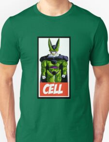 Cell Obey Style - Dragon Ball T-Shirt