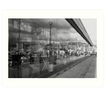 Barbican Glassworks - Plymouth Art Print
