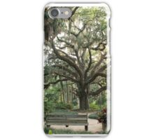 Washington Oaks iPhone Case/Skin
