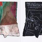 IDB - DF # 10 Pirate se détournant de l'obscur objet de...- 2011 by Pascale Baud