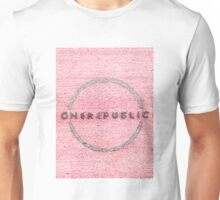 OneRepublic Lyric Art Unisex T-Shirt
