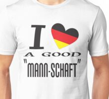 German National Mens Soccer Team Unisex T-Shirt