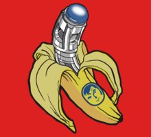 Sonic Banana Shirts by zerobriant