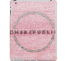 OneRepublic Lyric Art iPad Case/Skin