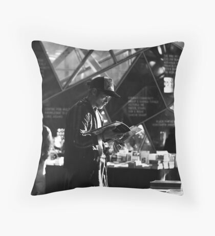 Orentations II Throw Pillow