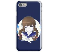 Deep Sea Prisoner - Blue Sea Witch iPhone Case/Skin