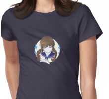 Deep Sea Prisoner - Blue Sea Witch Womens Fitted T-Shirt