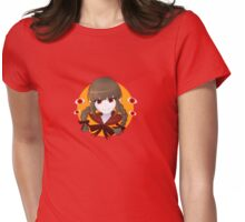 Deep Sea Prisoner - Red Sea Witch Womens Fitted T-Shirt